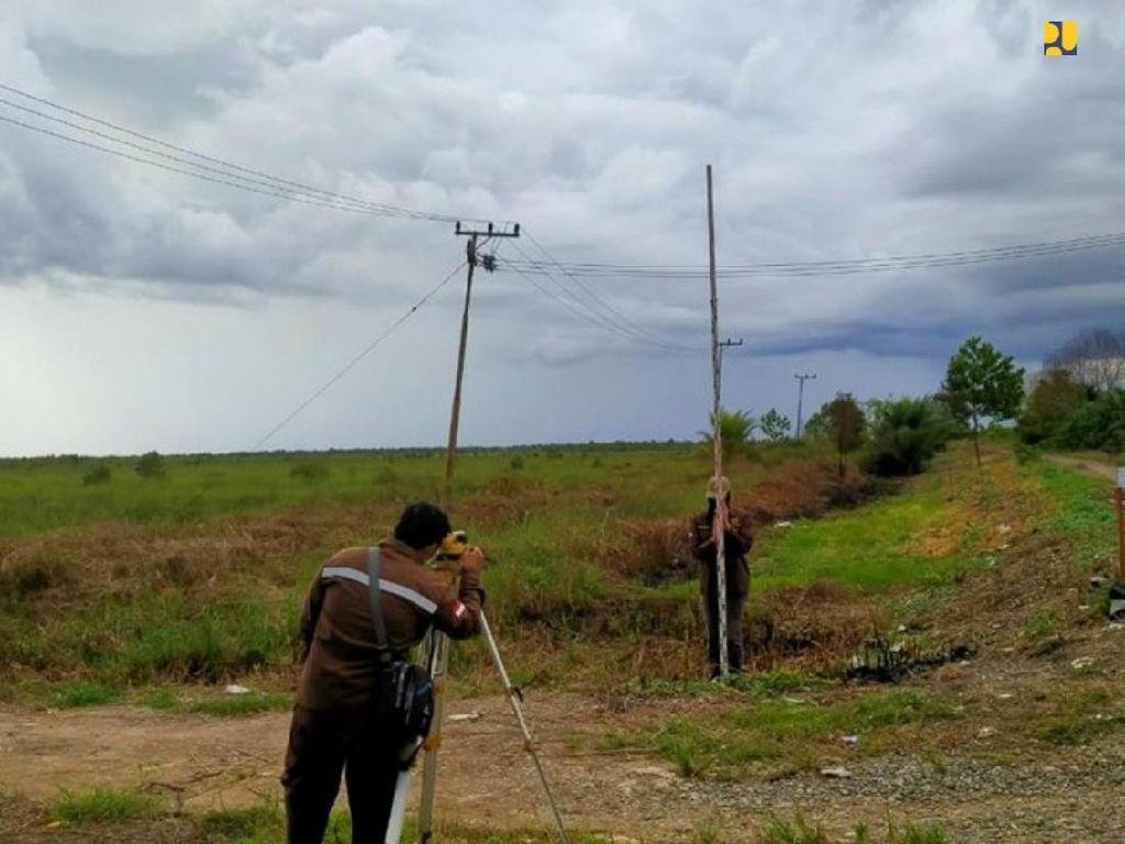 Petani Dapat Jatah Garap Lumbung Pangan Kalteng hingga 10 Ribu Ha