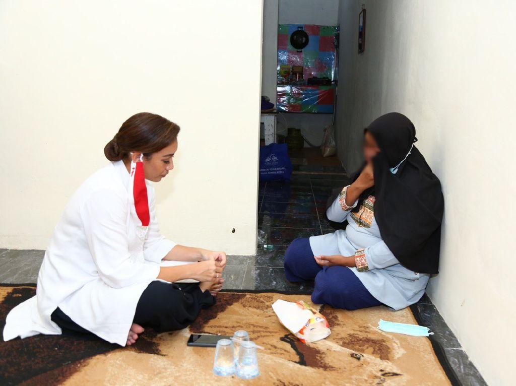 Temui Korban Pelecehan, Rahayu Saraswati Dukung Kasus Dilanjut