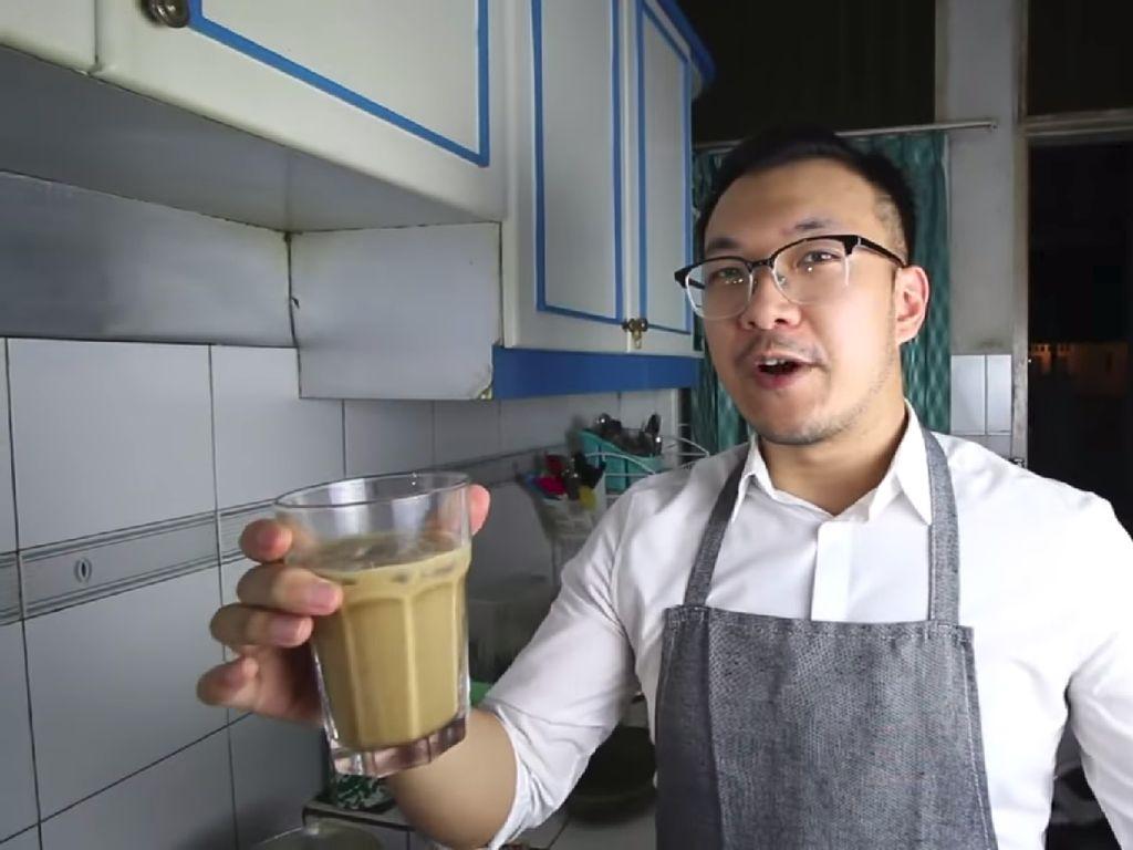 Resep Es Kopi Susu Kekinian, Modal Minimalis dan Tanpa Alat Kopi