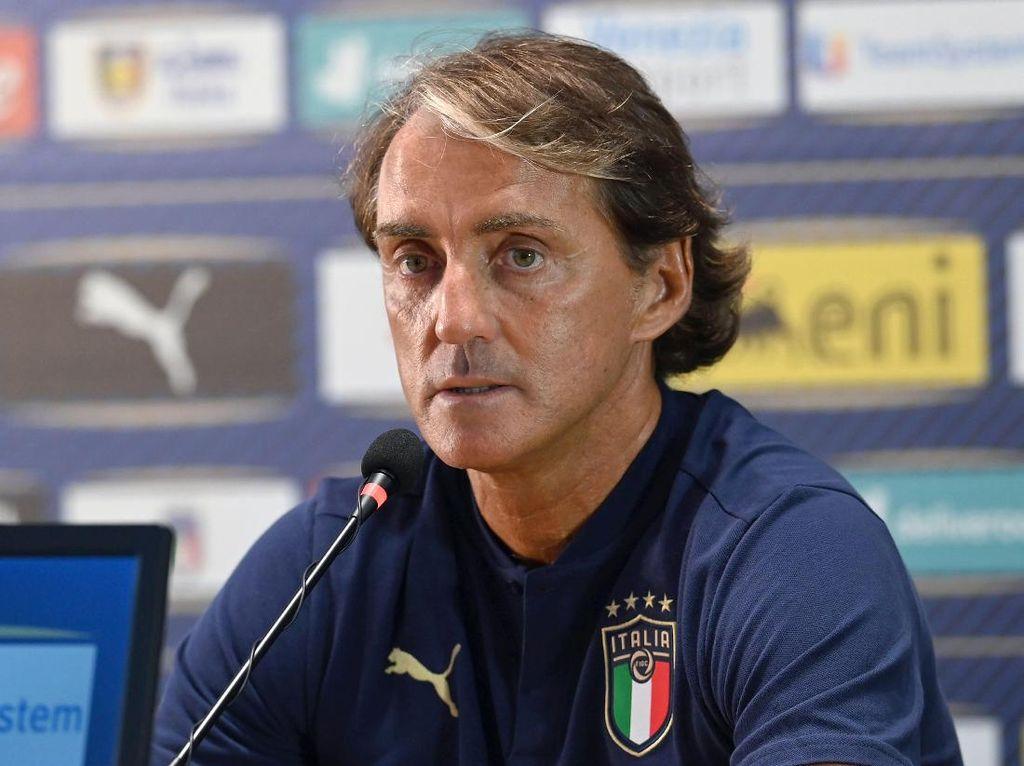 Belanda Vs Italia: Mancini Mau Rombak Tim, Awas Salah Lagi