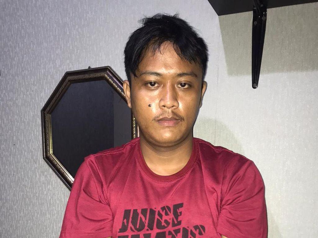 Buron 7 Bulan, Pria Bunuh Istri Ditangkap Saat Pulang karena Habis Bekal