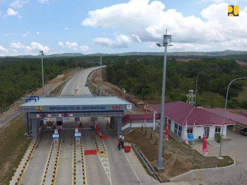 Sampai Akhir Tahun RI Bisa Kantongi Rp 100 T dari Proyek Tol