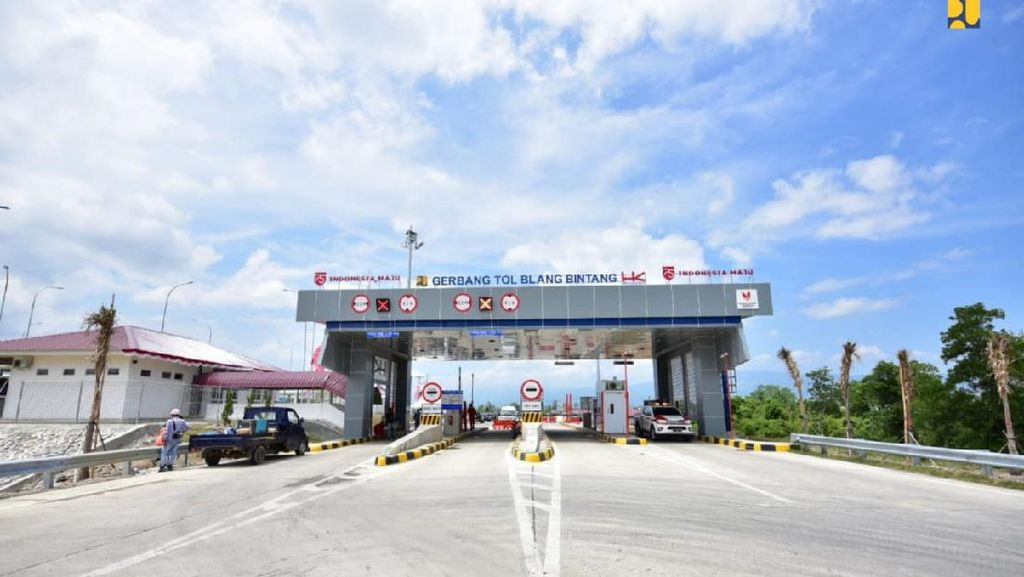 Punya Tol, Aceh Diharapkan Jadi Pusat Ekonomi Baru di Sumatera