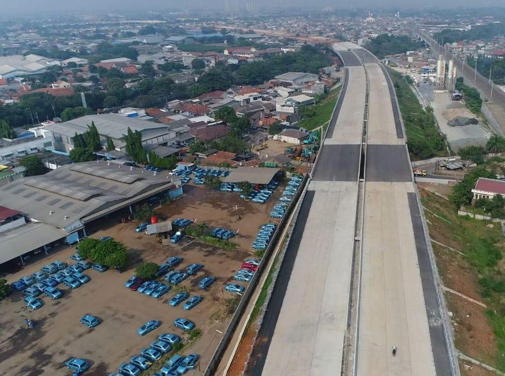 Tunggu Diresmikan Jokowi, 5 Ruas Tol Ini Siap Beroperasi