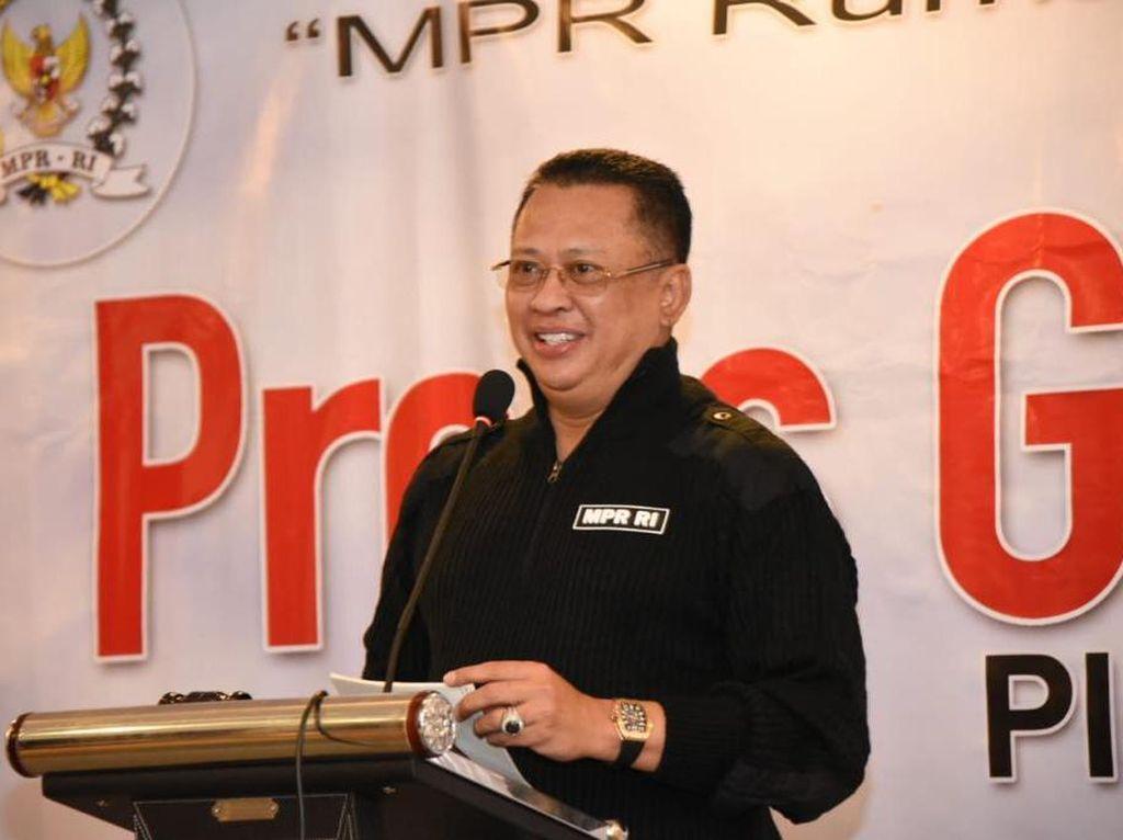 Ini Pesan Ketua MPR untuk Pers di Tengah Gempuran Digitalisasi