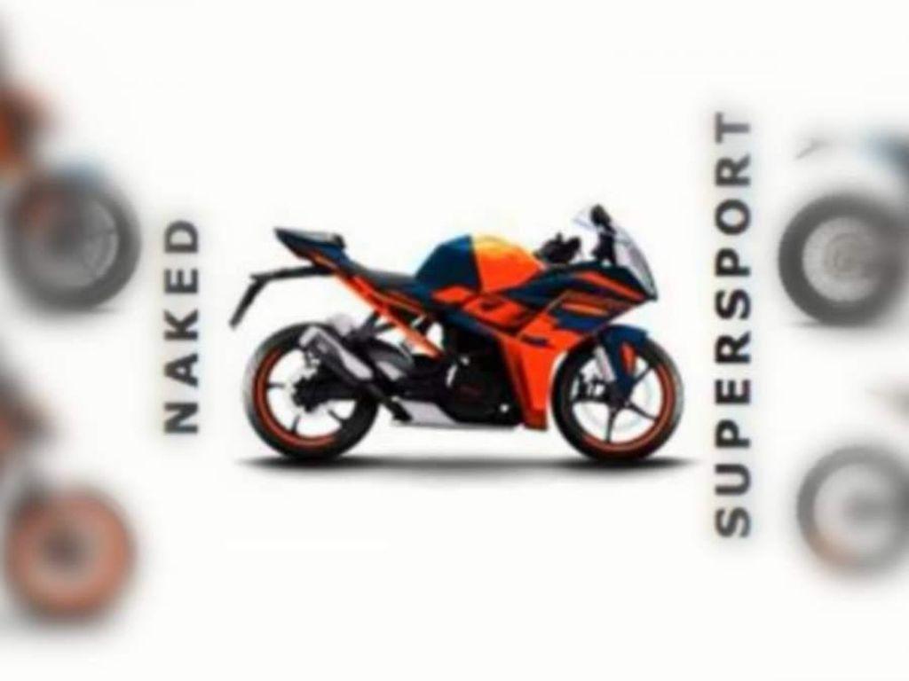 Sukses di Lintasan MotoGP, KTM Luncurkan Motor Baru Tahun Depan