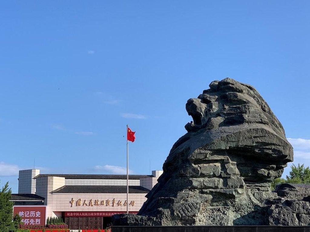 Siapapun Tak Mungkin Halangi Kebangkitan Kembali Bangsa Tionghoa
