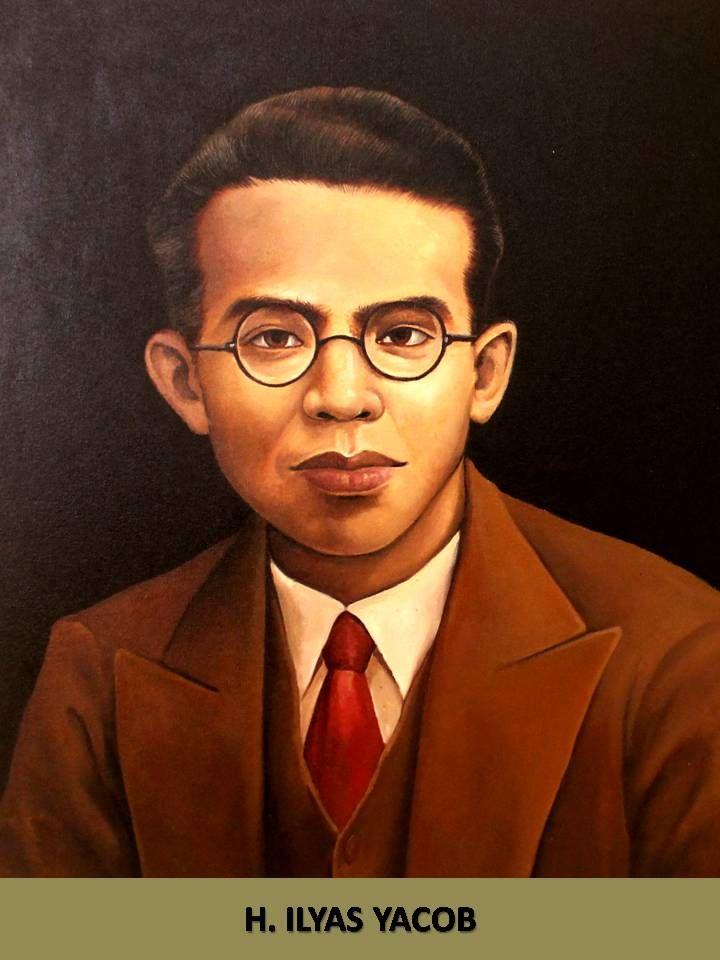 Ilyas Yacob, pahlawan nasional kelahiran Sumatera Barat. (Dok Dit K2KRS Sumbar)