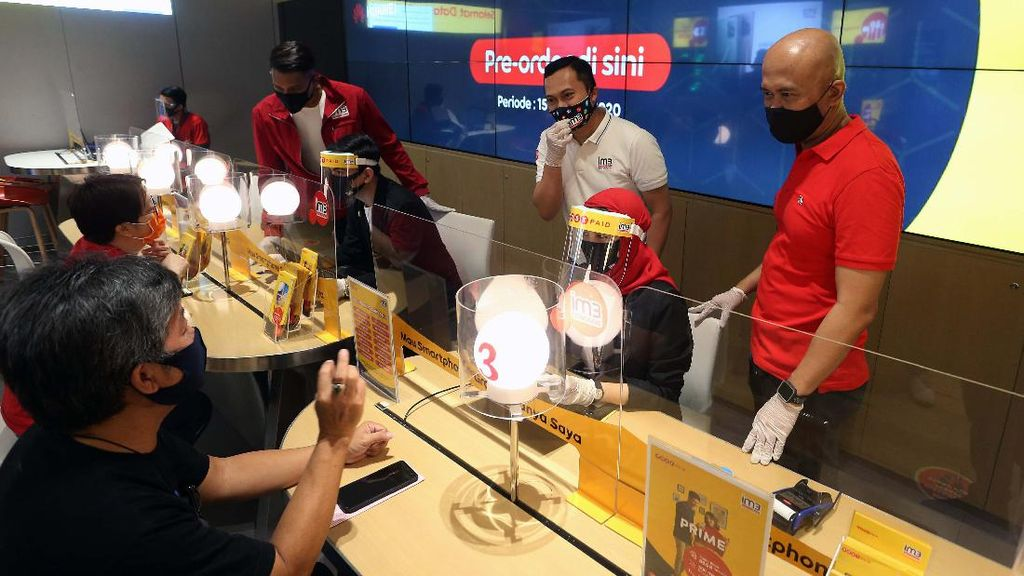 Indosat Ooredoo Rayakan Harpelnas