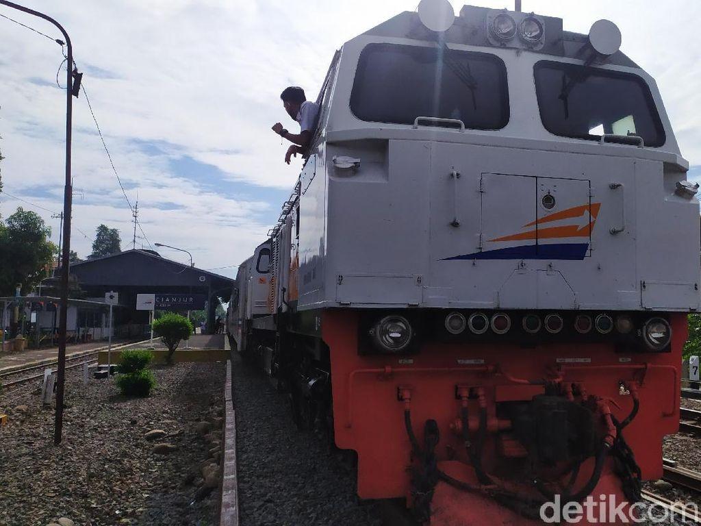 Baru! Syarat Naik Kereta Api Jarak Jauh: Bisa Pakai GeNose Test