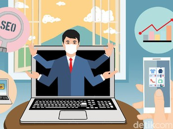 Meroket karena Jualan Online