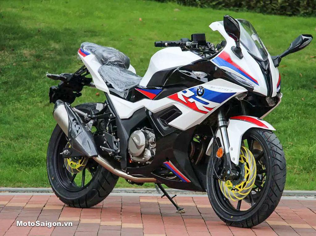 Mirip Moge BMW S 1000 RR, Motor Sport China Ini Dibanderol Rp 31 Jutaan