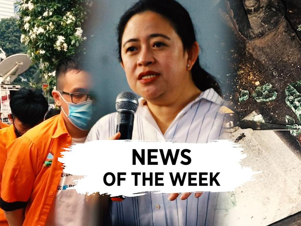News of The Week: Pesta Gay di Jaksel, Bola Panas Puan Soal Sumbar