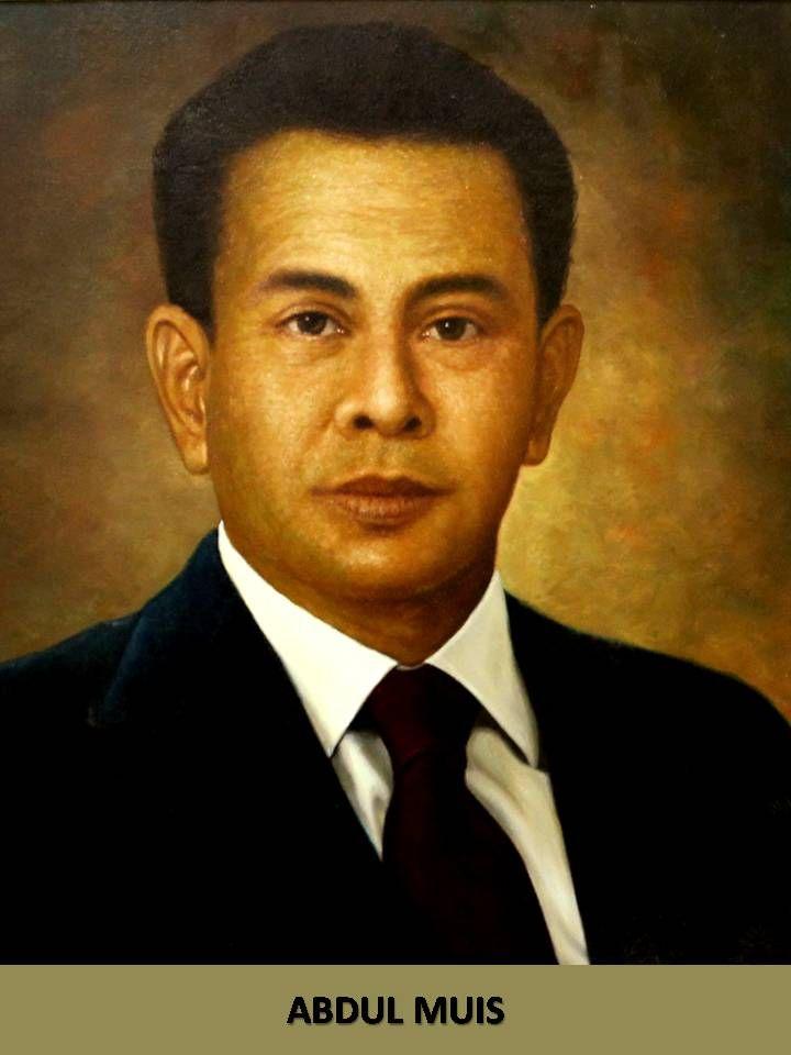 Pahlawan Nasional, Abdul Muis (Direktorat K2KRS Kemsos)