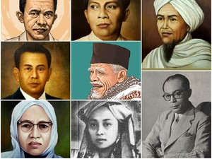 Puan Bicara Sumbar dan Pancasila, Ini Deretan Pahlawan dari Ranah Minang