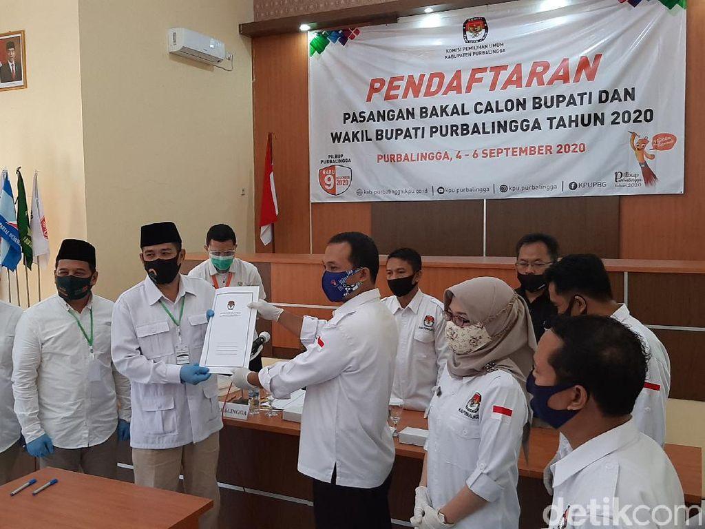 Cabup Purbalingga Oji Dirawat di RS, Wakilnya Juga Mengeluh Sakit