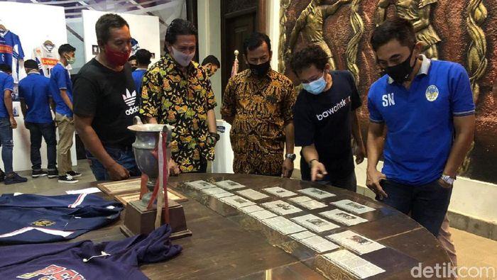 PSIM Yogyakarta menggelar pameran memorabilia.