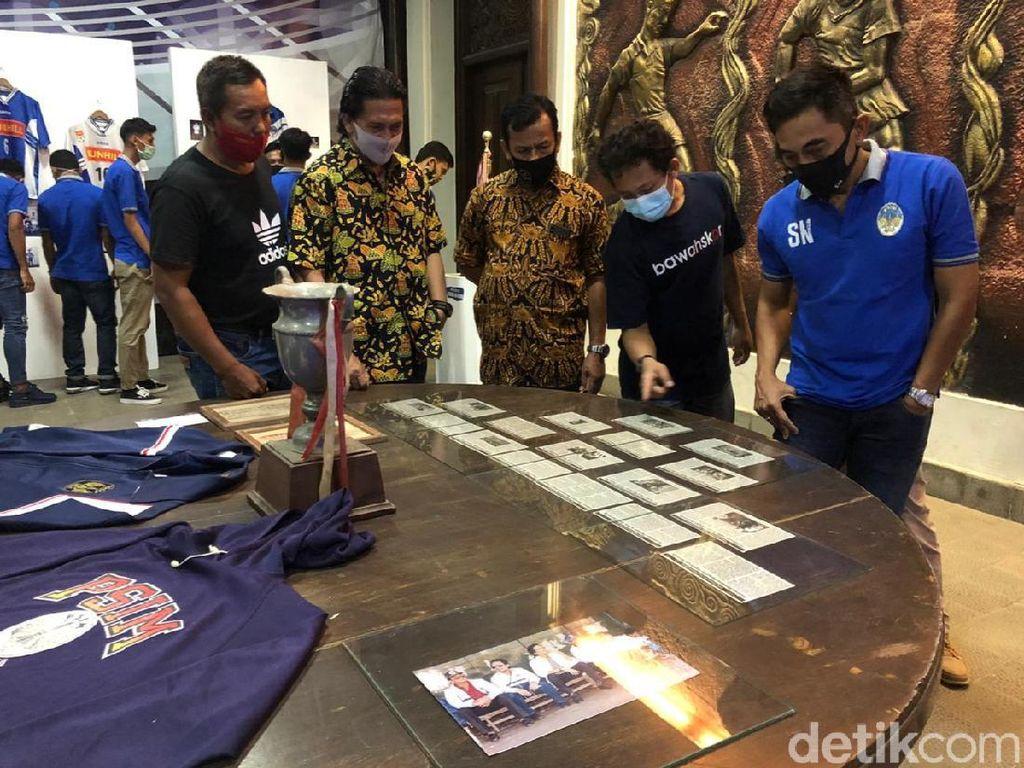 HUT ke-91 PSIM, Ada Pameran Memorabilia Laskar Mataram