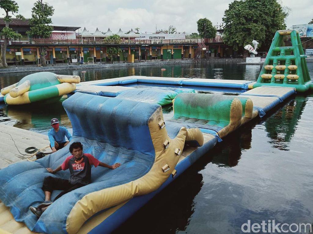 Wisata Air Klaten Belum Berani Beroperasi, Ini Alasannya