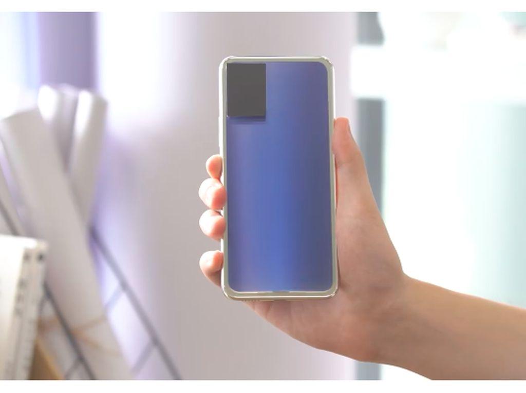 Vivo Garap Smartphone yang Bisa Berubah Warna
