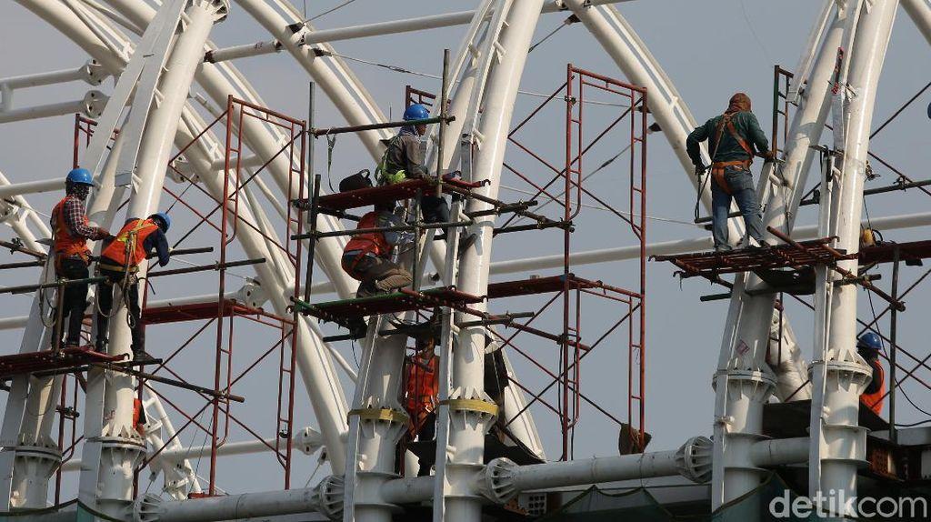 Angka Kecelakaan Kerja Meningkat 128 Persen