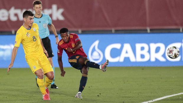 Hasil Lengkap Uefa Nations League Senin Dini Hari