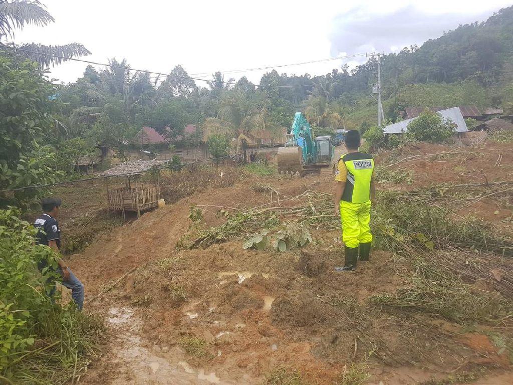 Banjir dan Longsor di Mamasa, Akses Jalan di 5 Desa Terputus