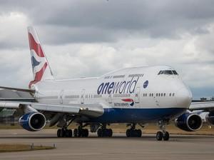 Setelah 80 Juta Km, Boeing 747 Pertama Maskapai Ini Pensiun