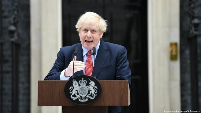 Boris Johnson Tetapkan Tenggat Oktober untuk Capai Kesepakatan Pasca-Brexit dengan UE