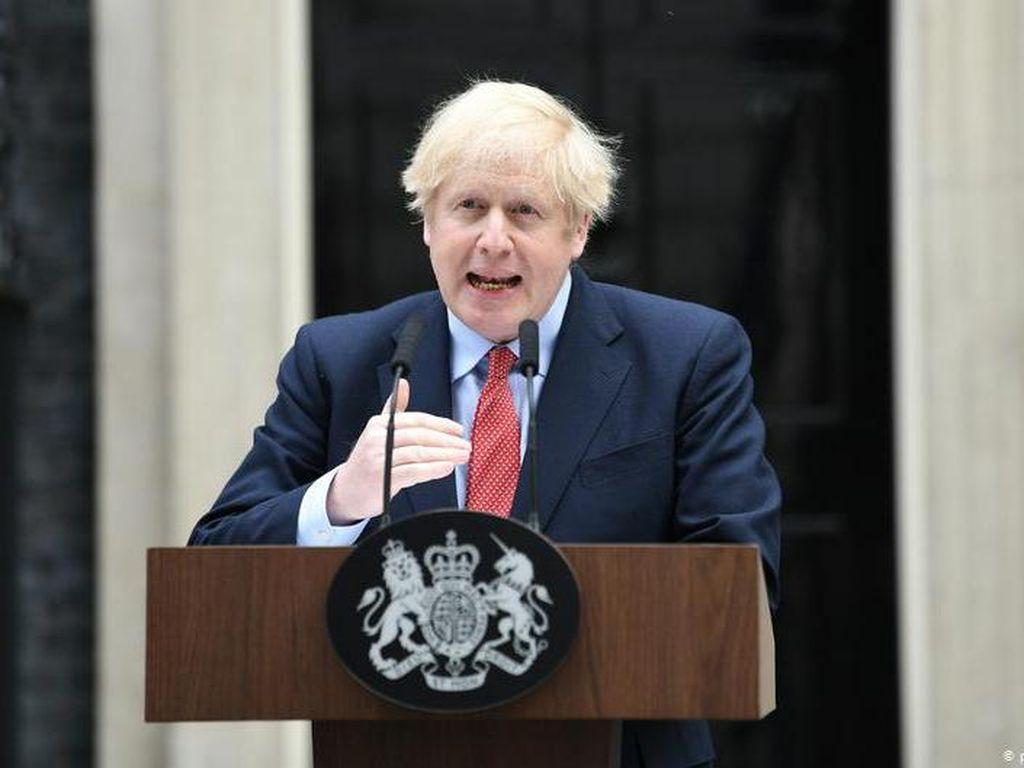 Inggris Tagih Uni Eropa soal Perjanjian Dagang Sesudah Brexit