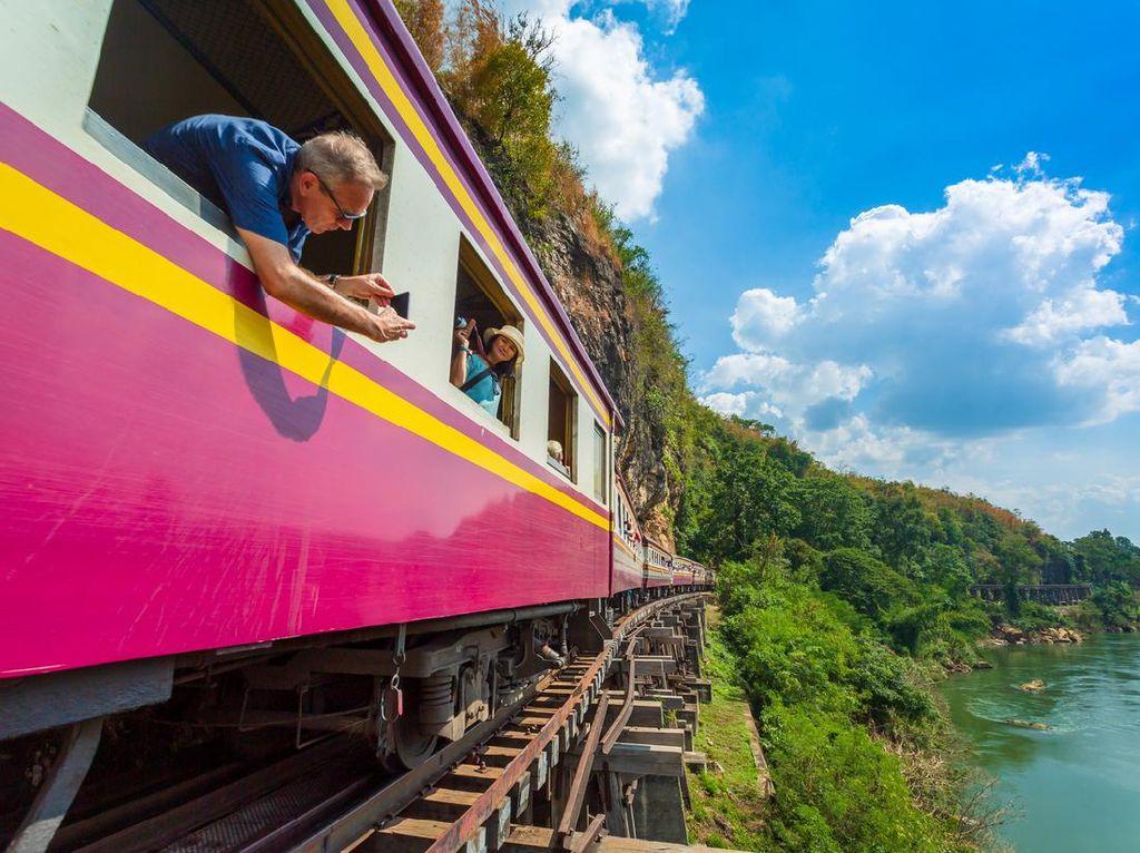 Death Railway, Kereta Maut dengan Pemandangan Mematikan