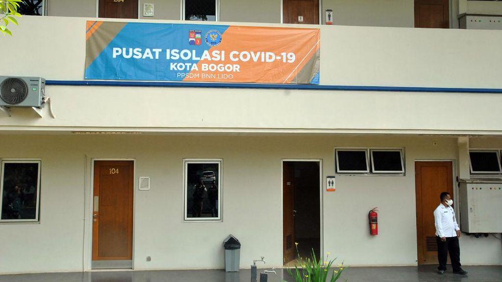 Ini Tempat Isolasi Mandiri Pasien Corona di Kota Bogor