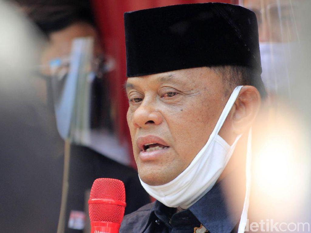 Kontroversi Gatot Nurmantyo Sebut TNI Seperti Era Orba