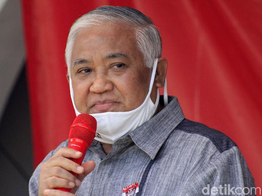 Tak Masuk Kepengurusan MUI, Din Syamsuddin: Saya Tidak Bersedia