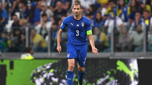 Belanda Vs Italia Menantikan Duel Dua Bek Terbaik Dunia