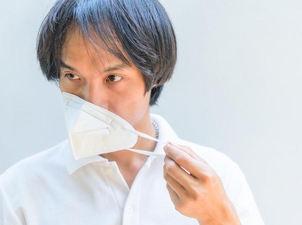 Studi: Ogah Pakai Masker dan Sosial Distancing, Kemungkinan Psikopat