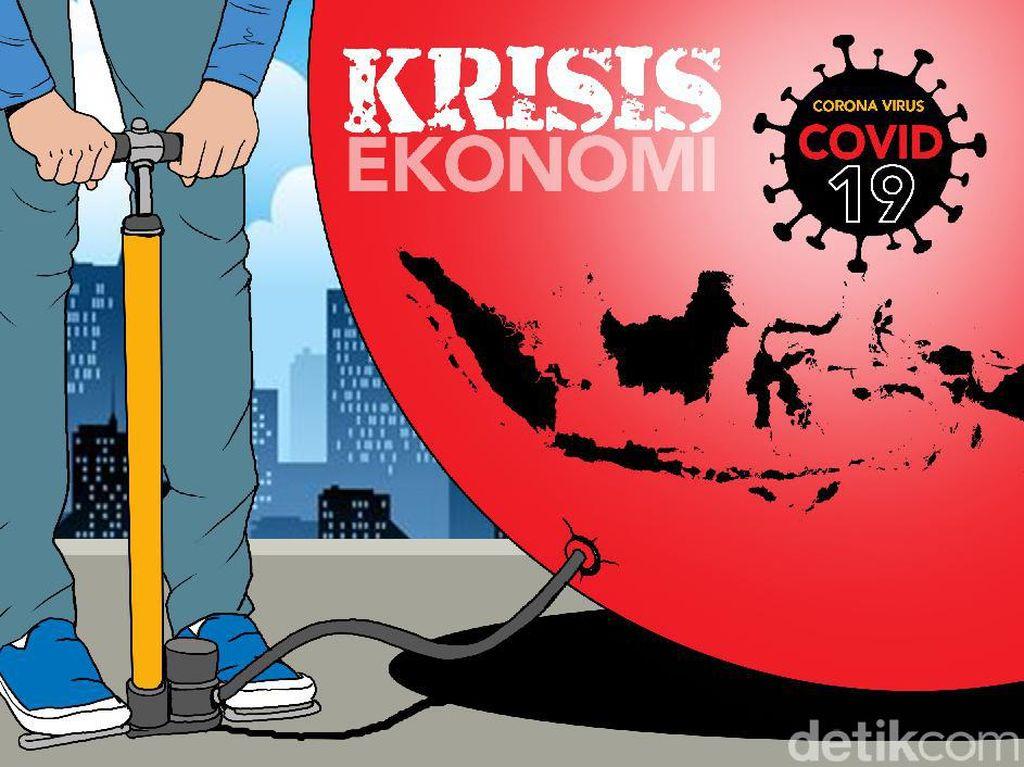 Lambatnya Pemulihan Ekonomi