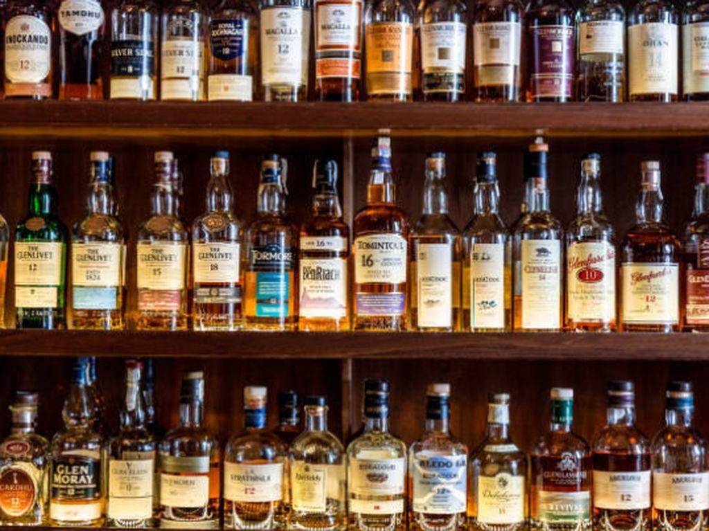 Pemuda Ini Jual Koleksi Whisky untuk Beli Rumah Seharga Rp 780 Juta