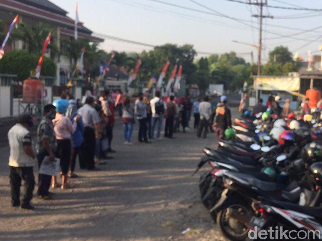 Sempat Lockdown, Pengajuan Perceraian di PA Surabaya Membludak