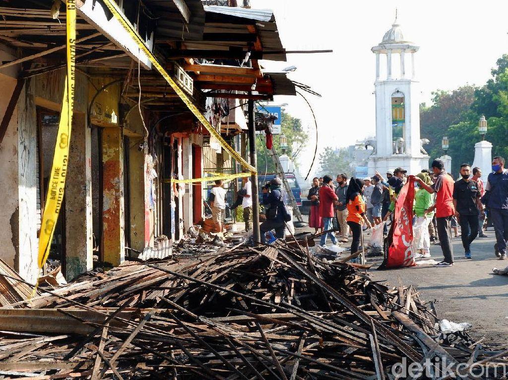 Walkot Bandung Minta Warga Antisipasi Kebakaran di Musim Kemarau