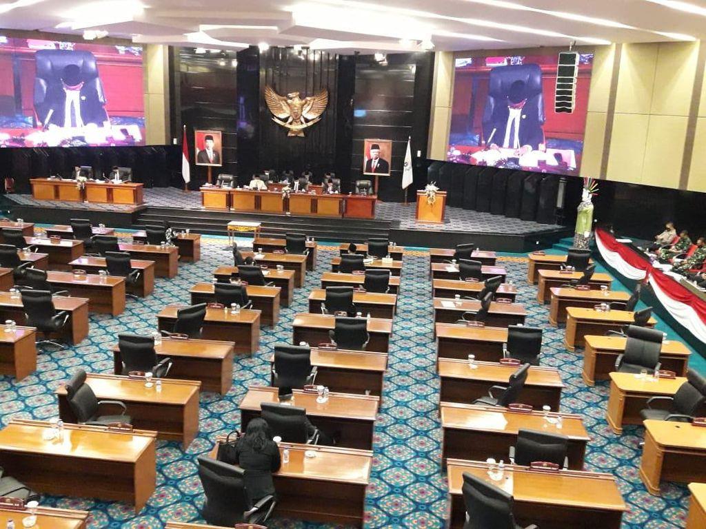 4 Fraksi Walkout di Paripurna DPRD DKI, PKS: Mereka Justru Kehilangan Hak