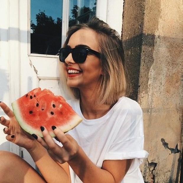 Manfaat semangka untuk kulit