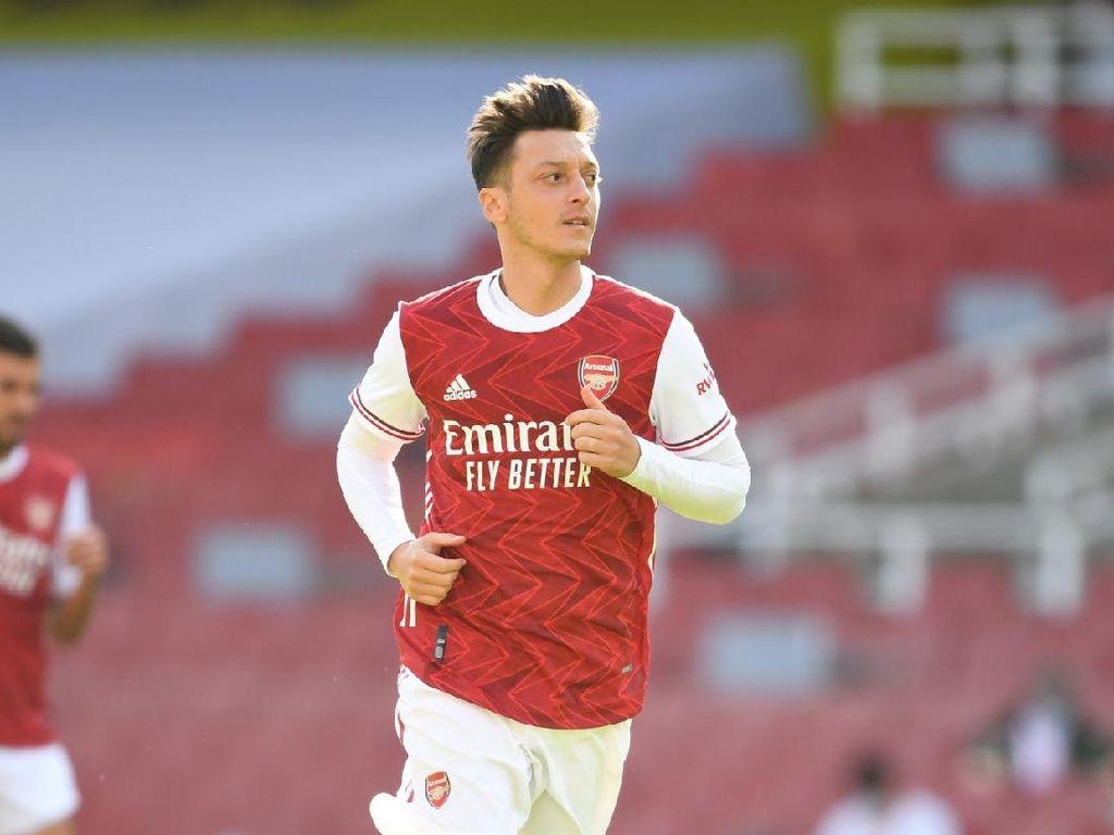 Gabut di Arsenal, Mesut Oezil Diincar Klub MLS