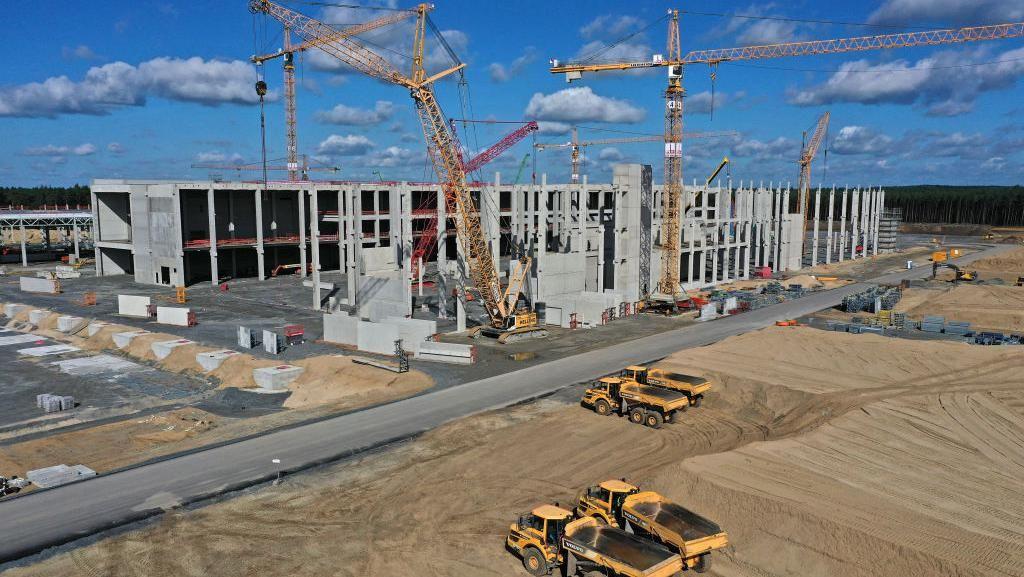 Kondisi Terkini Pembangunan Pabrik Raksasa Tesla di Jerman