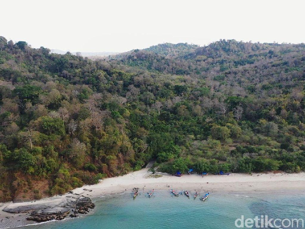 Menjelajahi Pulau Kunti yang Tidak Seram