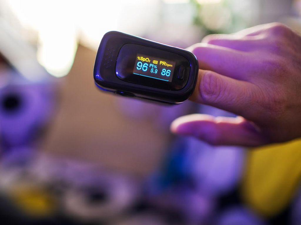 Lagi Banyak Dicari, Perlukah Punya Oximeter untuk Deteksi Happy Hypoxia?