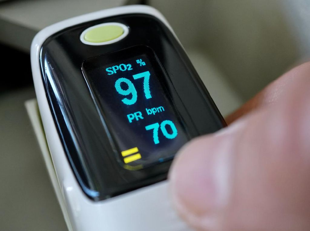 Diwajibkan Punya oleh WHO, Kenali Fakta-fakta Pulse Oximeter