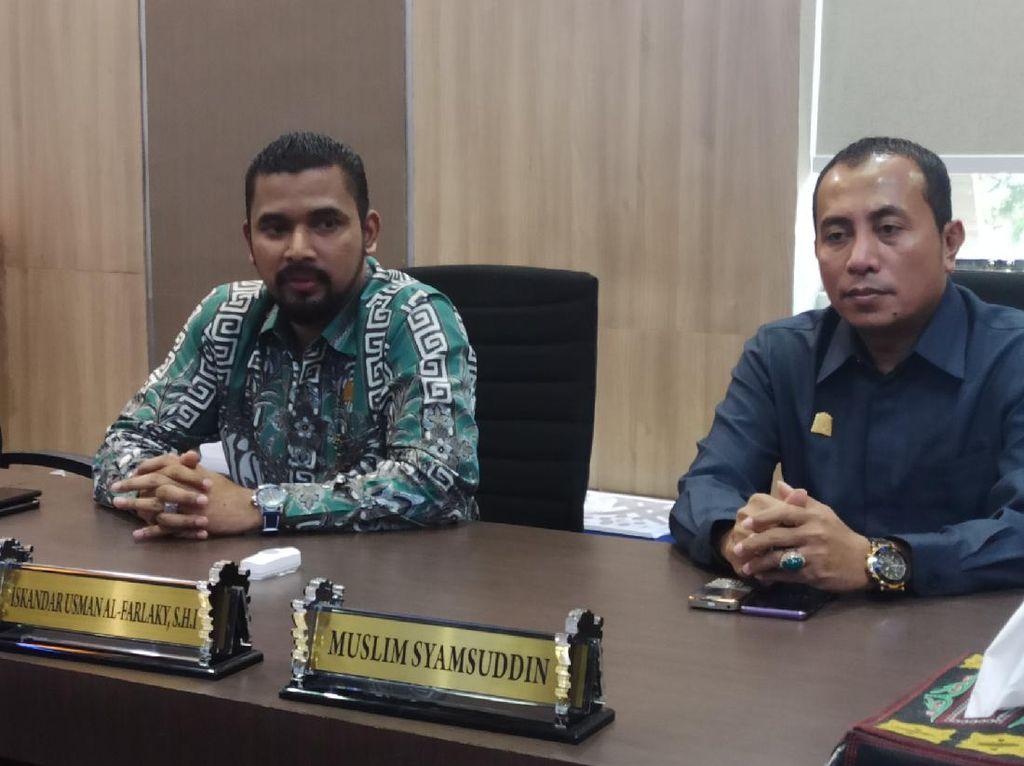 Usulan Interpelasi Plt Gubernur Aceh, DPRA Pertanyakan Dana Refocusing Corona