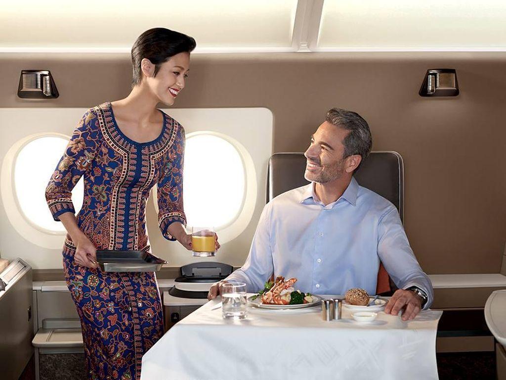 Singapore Airlines Permudah Kriteria Perpanjangan Keanggotaan
