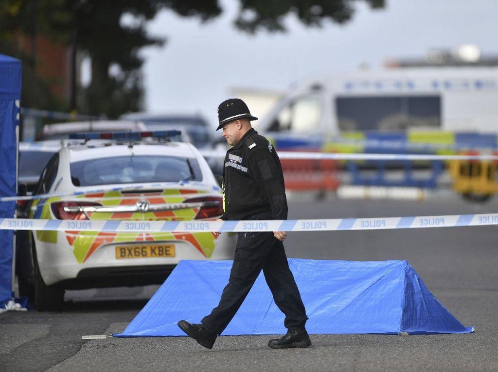 Polisi Inggris Tangkap Tersangka Penikaman Massal di Birmingham